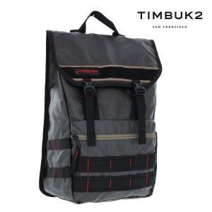 【TIMBUK2】ロウグパック Rogue Laptop Backpack (Carbon/Fire)