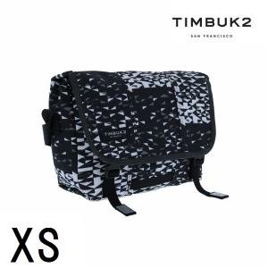【TIMBUK2】クラシックメッセンジャープリント XS(Shattered Triangles) ティンバックツー